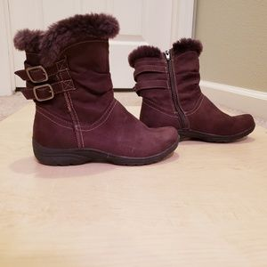 Earth Spirit Boots Size 7